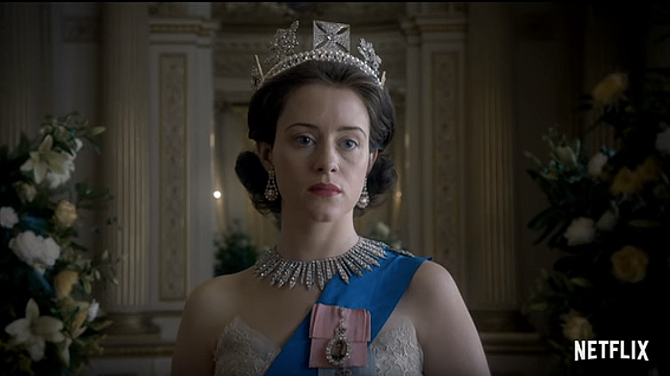 The Crown la serie
